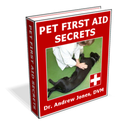 Pet First Aid Secrets